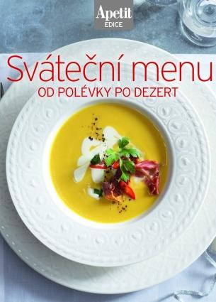 Edice Apetit - Sváteční menu
