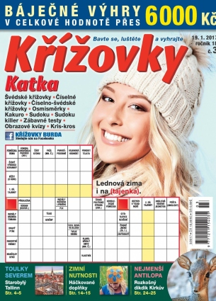 Katka Křížovky 3/2017