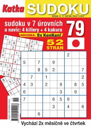 Katka Sudoku 11/2017
