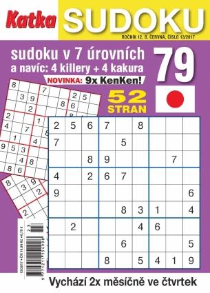 Katka Sudoku 13/2017