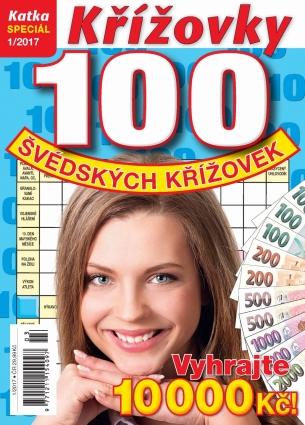 Křížovky 100 - 1/2017