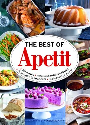 Apetit kuchařka - The best of Apetit 2016