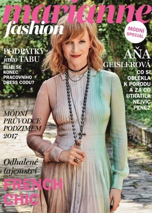 Marianne speciál 3/2017 - Fashion trendy 3/2017