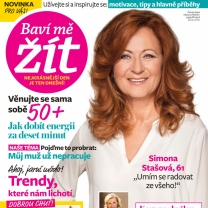 Baví mě žít - Burda Praha uvede na trh nový měsíčník pro ženy