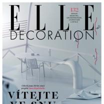 ELLE Decoration oživuje 30 let starý projekt Jana Kaplického