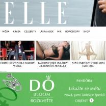 ELLE.cz a marianne.cz v novém outfitu
