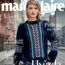 Marie Claire 10/2016