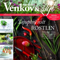 Marianne Venkov a styl 3/2018 – Bylinky