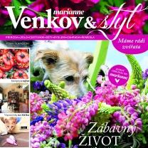 Marianne Venkov a styl - Máme rádi zvířata