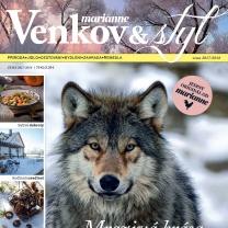 Marianne Venkov a styl 4/2017