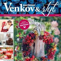 Marianne Venkov a styl 4/2016