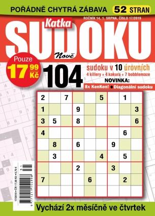 Katka Sudoku 17/2019