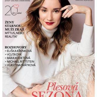Lifestylový časopis Marianne slaví 20 let!