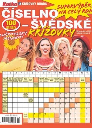 Katka Výběr číselno-švédské 2/2020