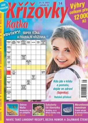 Katka Křížovky 14/2021