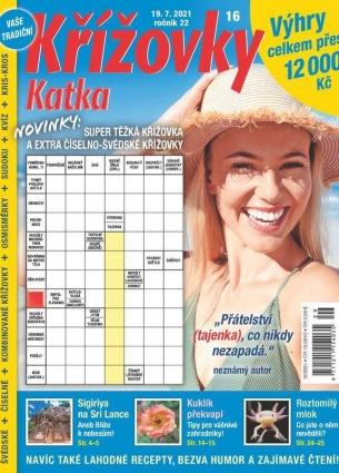 Katka Křížovky 16/2021