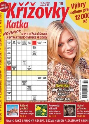 Katka Křížovky 18/2021