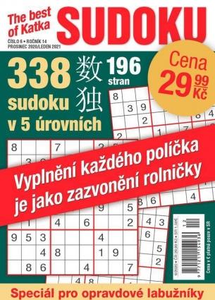 Katka The Best Of Sudoku 6/2020