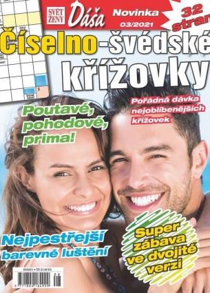 Dáša Číselno-Švédské křížovky 3/2021