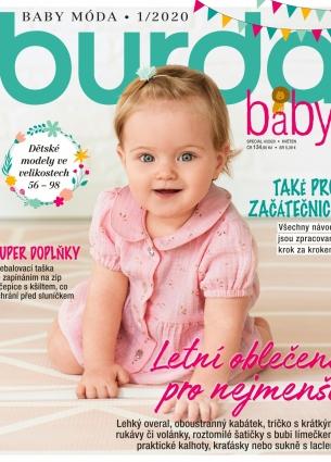 Burda Baby 1/2020 4/2020