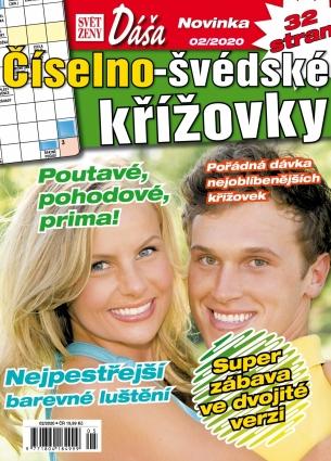 Dáša Číselno-Švédské křížovky 2/2020
