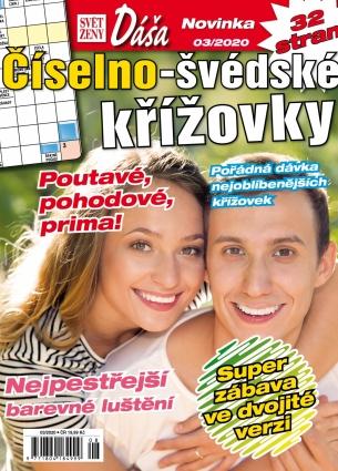 Dáša Číselno-Švédské křížovky 3/2020