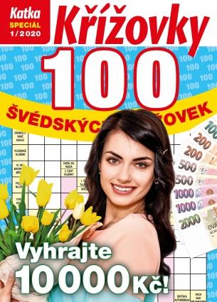 Katka Křížovky 100 1/2020