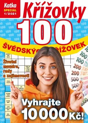 Katka Křížovky 100 1/2021