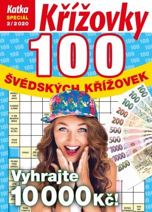 Katka Křížovky 100 2/2020