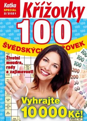 Katka Křížovky 100 2/2021