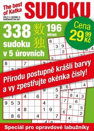 Katka The Best Of Sudoku 2/2021