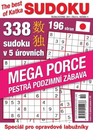 Katka The Best Of Sudoku 5/2017