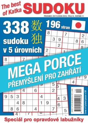 Katka The Best Of Sudoku 6/2017