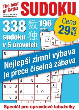 Katka The Best Of Sudoku 1/2020