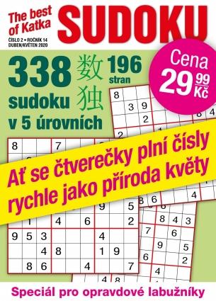 Katka The Best Of Sudoku 2/2020