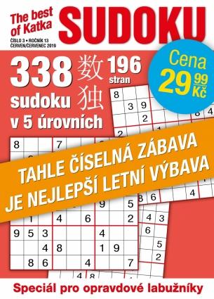 Katka The Best Of Sudoku 3/2019
