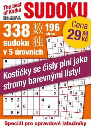 Katka The Best Of Sudoku 5/2020