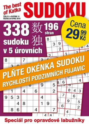 Katka The Best Of Sudoku 5/2019