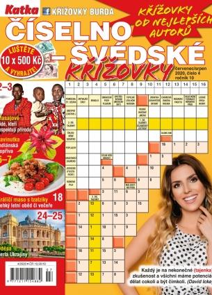 Katka Číselno-Švédské křížovky 4/2020