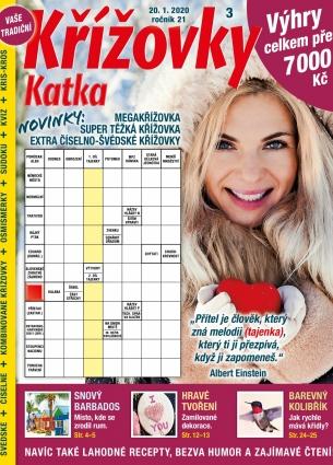 Katka Křížovky 3/2020