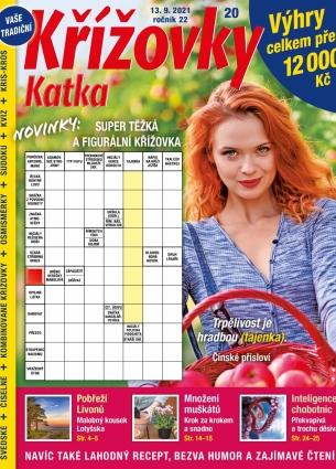 Katka Křížovky 20/2021
