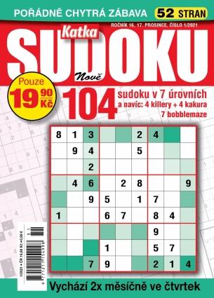 Katka Sudoku 26/2020