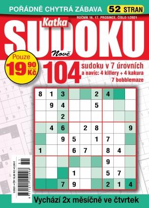 Katka Sudoku 1/2021