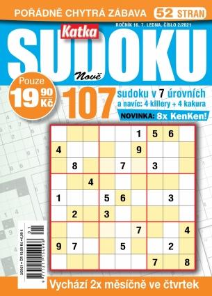 Katka Sudoku 2/2021