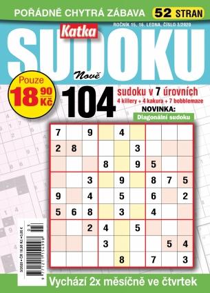 Katka Sudoku 3/2020