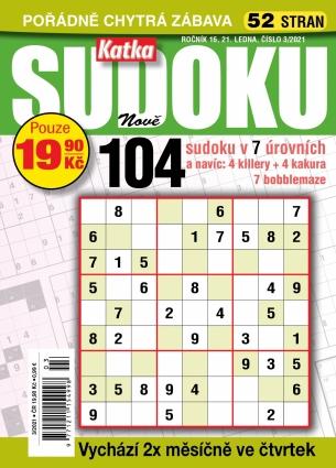Katka Sudoku 3/2021