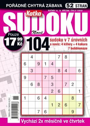 Katka Sudoku 7/2019