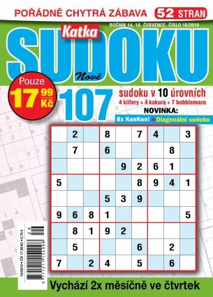 Katka Sudoku 16/2019