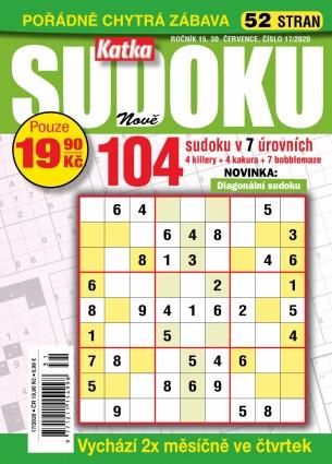 Katka Sudoku 17/2020