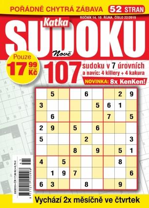 Katka Sudoku 22/2019
